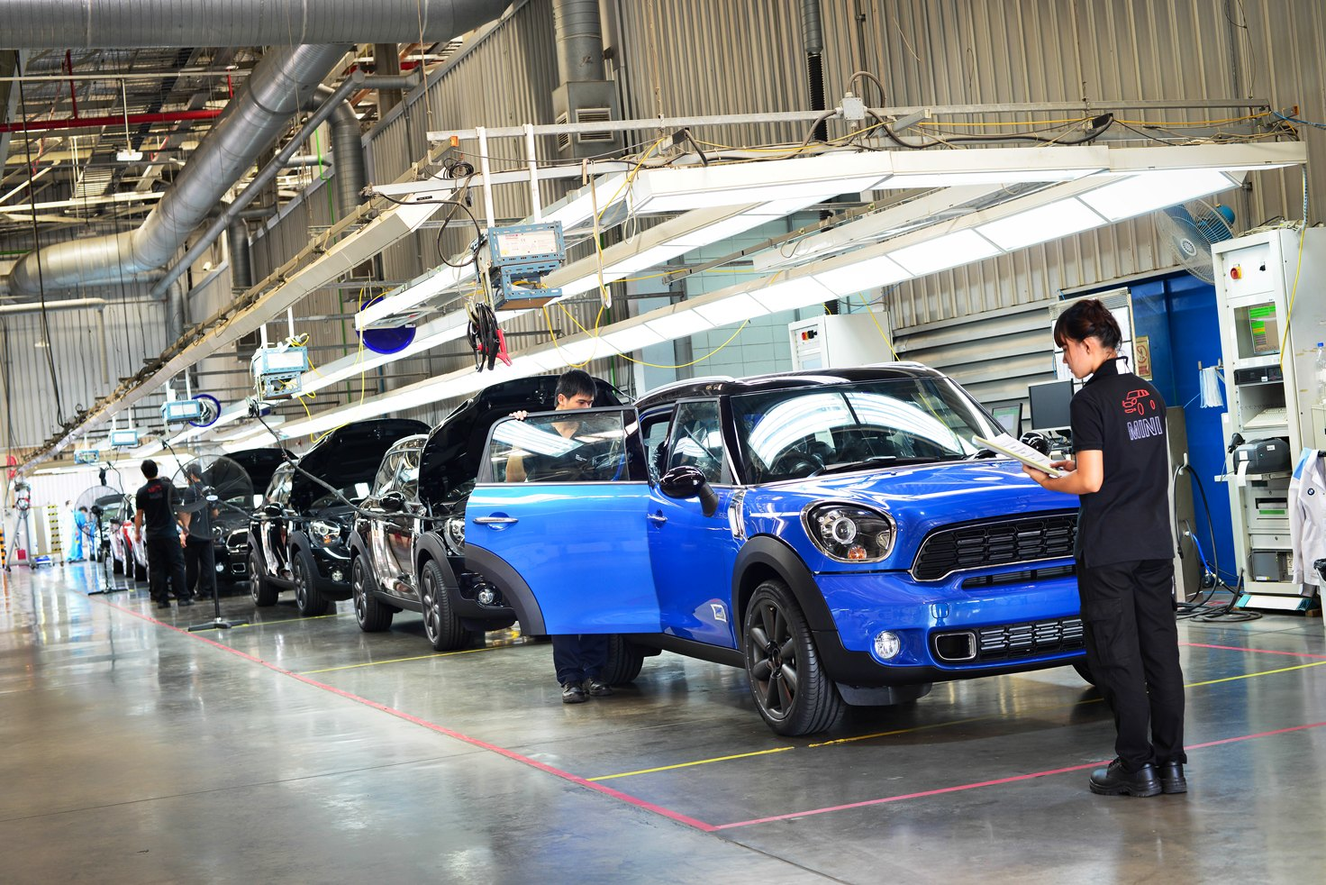 Bmw Hikes Output At Rayong Factory Thailand Automotive Institute
